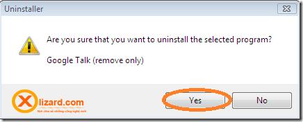 Gỡ cài đặt phần mềm Revo