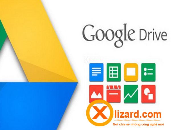 phần mềm kết nối điện thoại với máy tính qua Google Drive